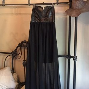 Betsey Johnson gown